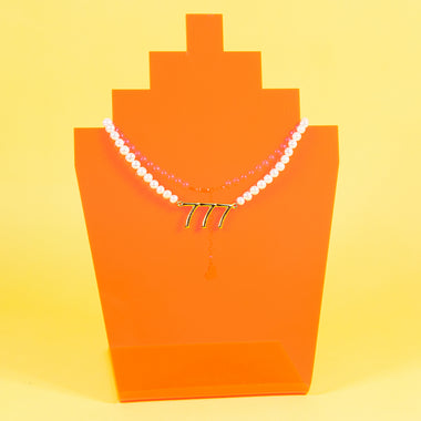 Pearl 777 Necklace