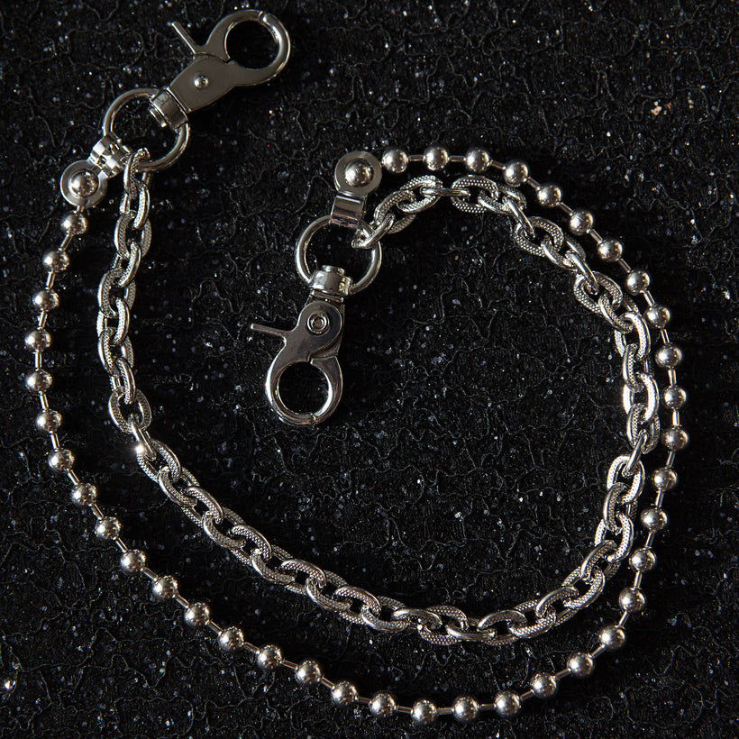 Link Ball Chain Pocket Chain