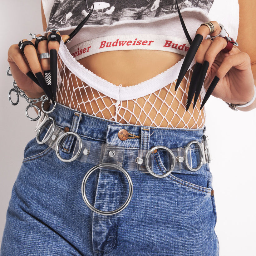 See Right Through Me Belt