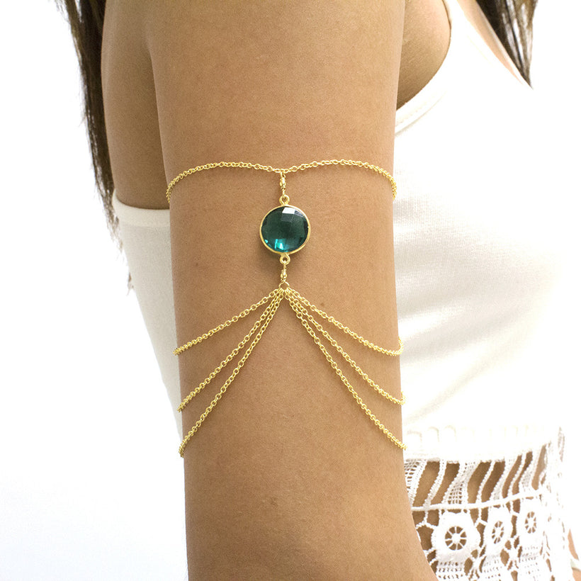 Princess Jasmine Arm Chain