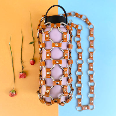 Orange Hydration Hero Purse