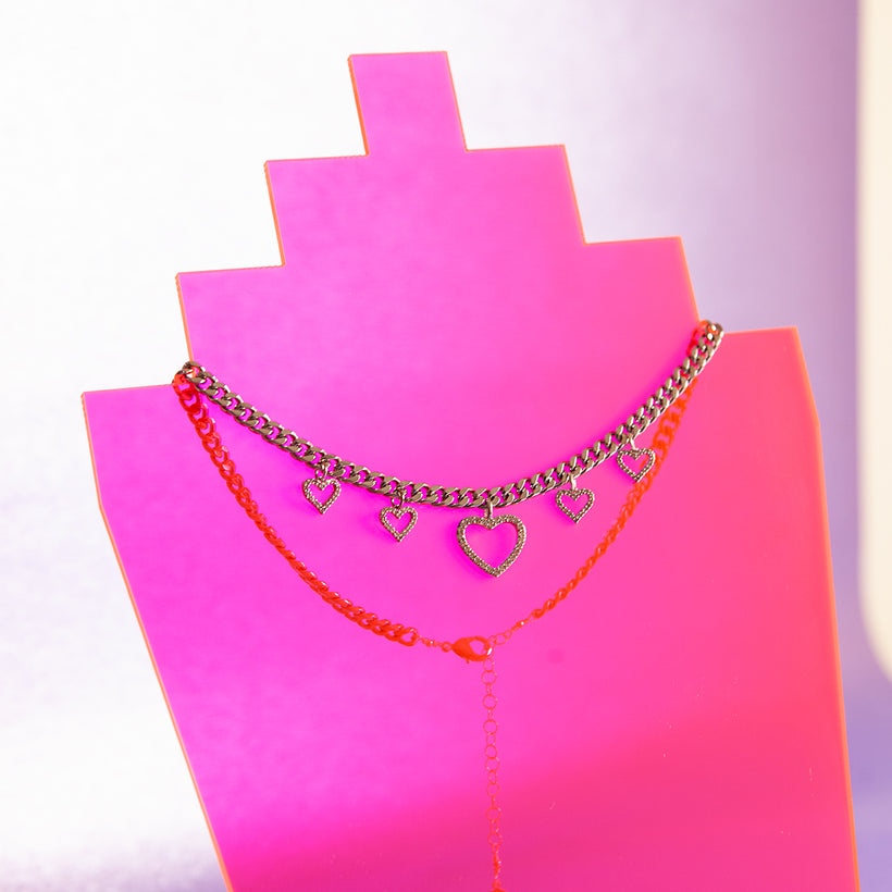 Heart Dream Choker