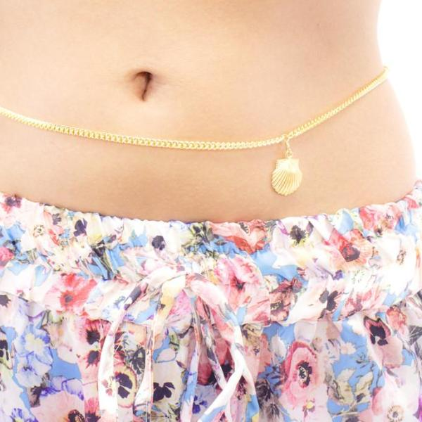 Shell Belly Chain