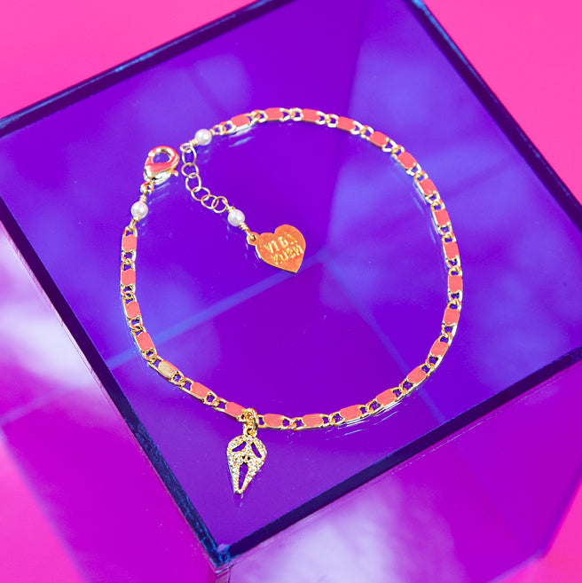 Scream Anklet