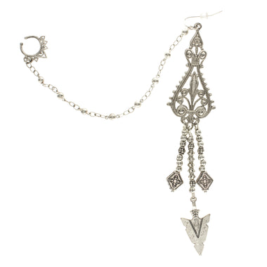 Tribal Arrow Nose Chain