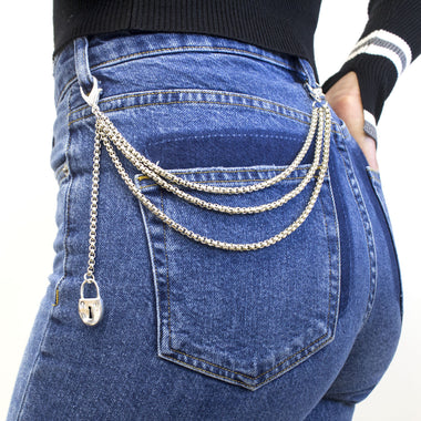 Locked Up Pocket Chain