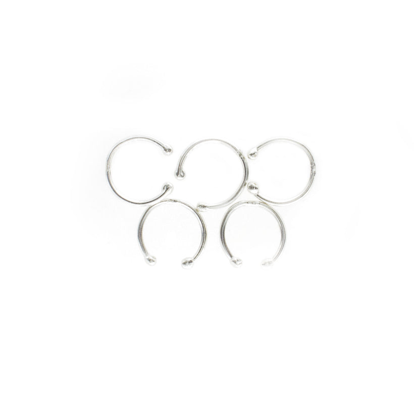 Plain Hair Ring