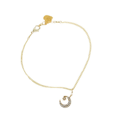 Sailor Moon Charm Anklet