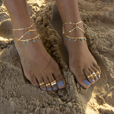 Princess Foot Chain