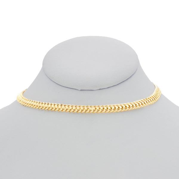 Zipped Up Choker