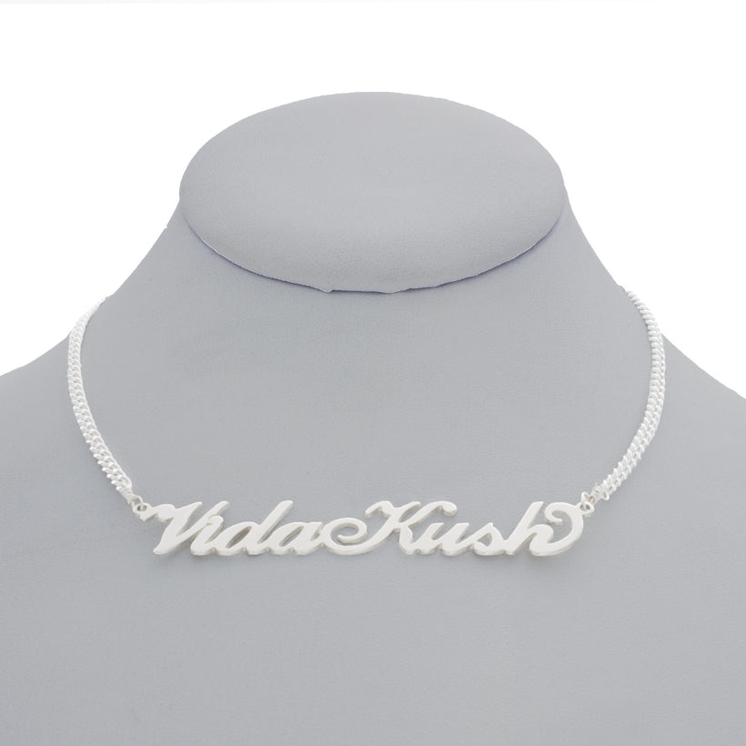 VidaKush Nameplate Necklace
