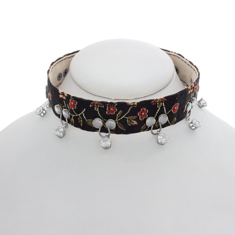 Lady Luck After Dark Choker