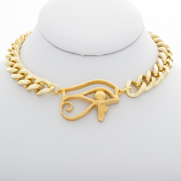 Eye Of Horus Choker