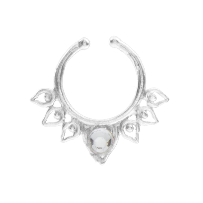 Clear Jewel Aurora Clip