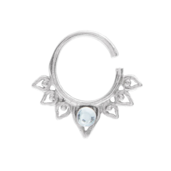Aqua Jewel Aurora Ring