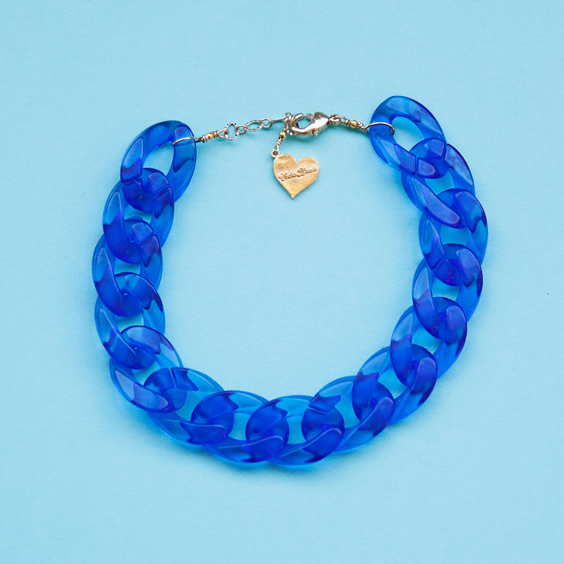 Crystal Clear Color Bracelet