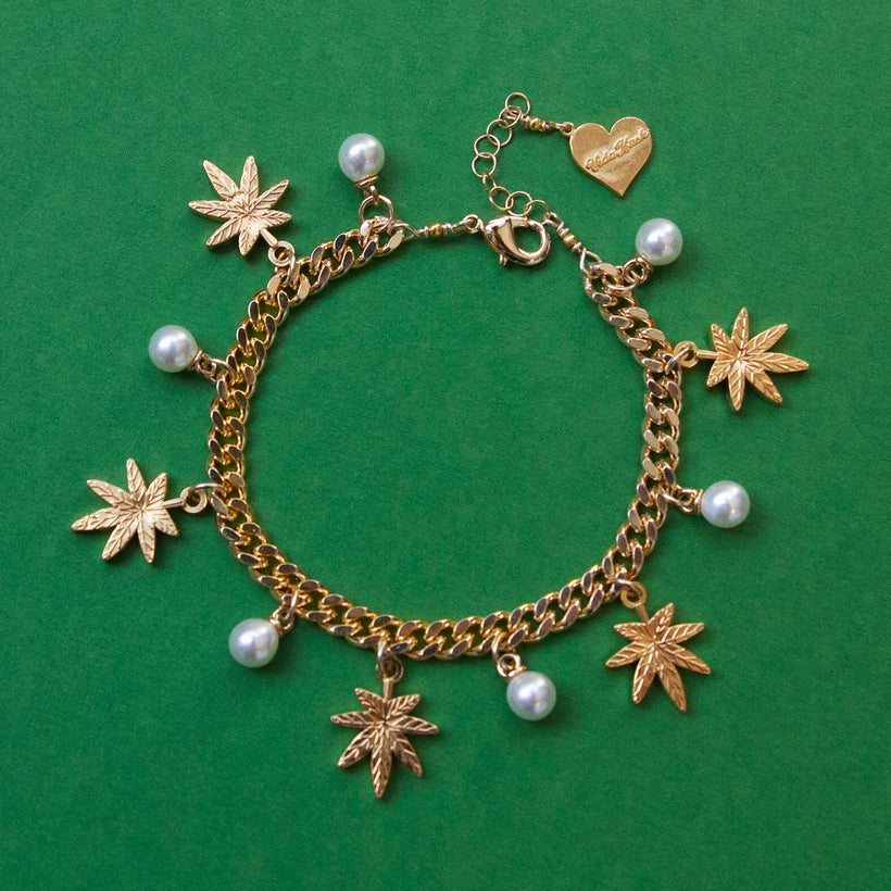 Mary Jane Royalty Bracelet