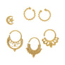 The Crawford Earring Set