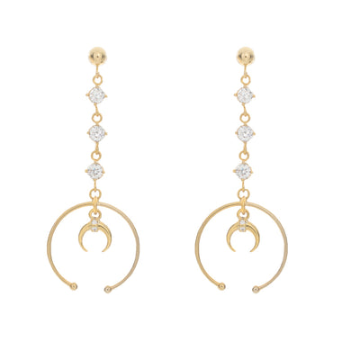 Theia Chandelier Earrings
