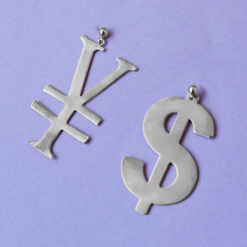 International Funds Earrings