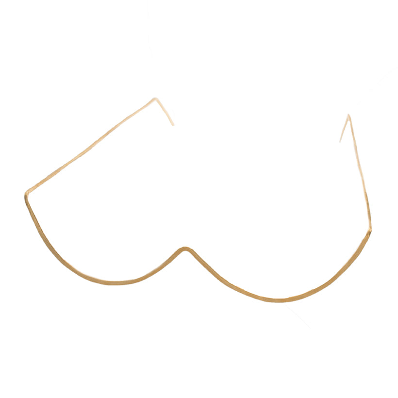 Mini U Shaped Wire Glasses