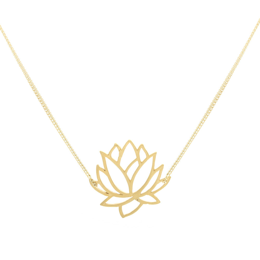 gold fatlip sizes row products different silver izzy pretty colour enamel four flower tones necklace metal of leaves colours clover a in textures