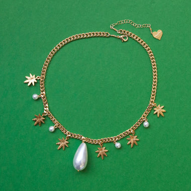Royal Highness Pearl Choker