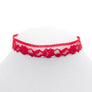 Red Lace Choker