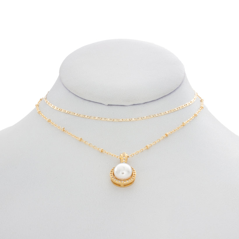 Mini Pearlette Necklace