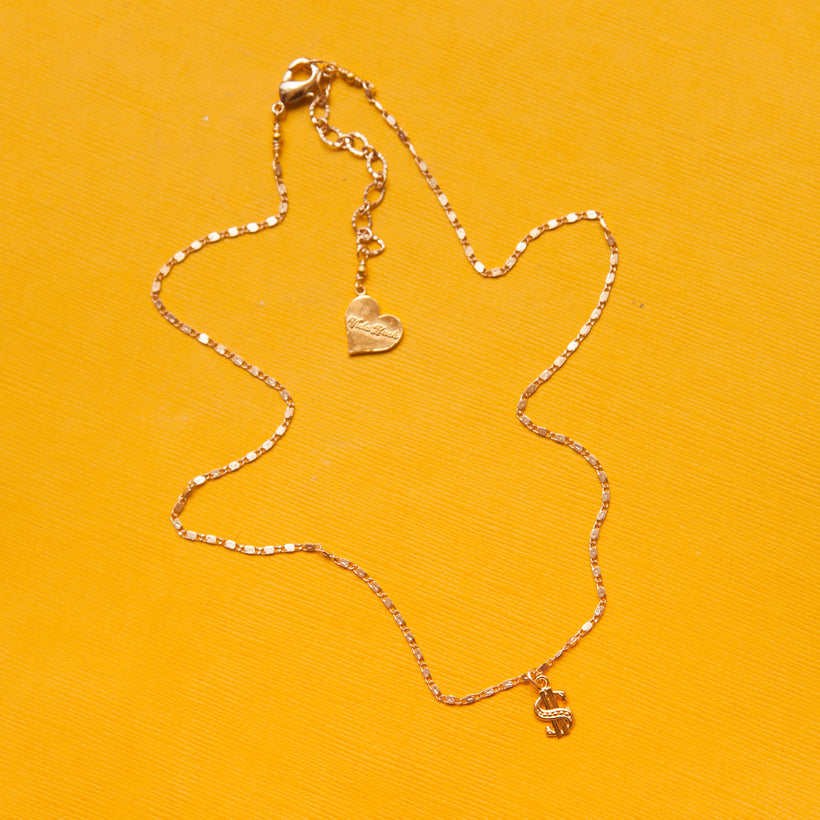 Dolla Charm Necklace