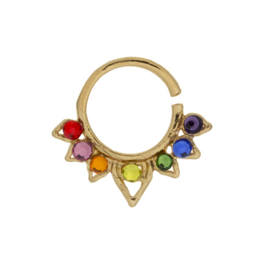 Rainbow Dream Aurora Ring