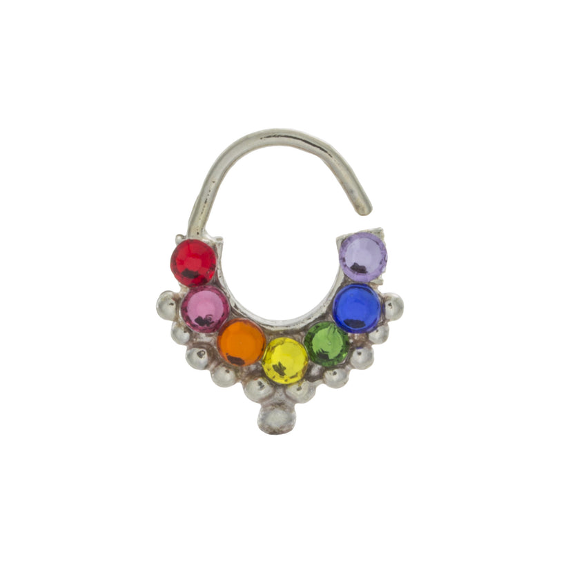 Rainbow Dream Sadeh Ring