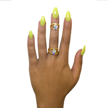 Miss Cleo Ring Set