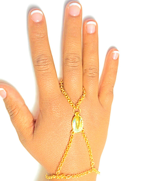 Guadalupe Hand Chain