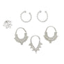 The Moss Earring Set