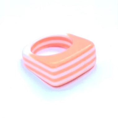 Orange Sherbert Ring