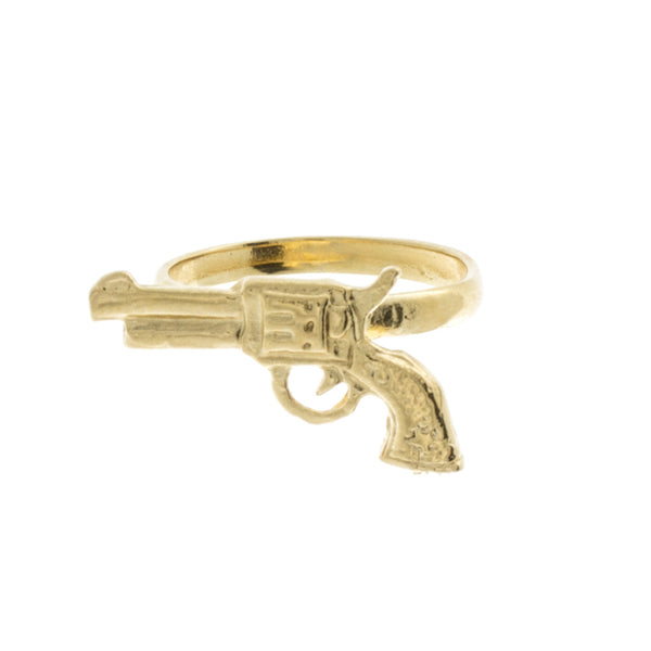 Gun Knuckle Ring