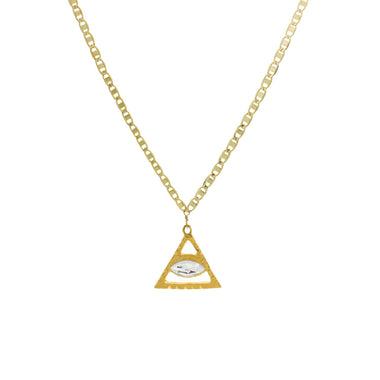 Triangle Eye Cholita Choker