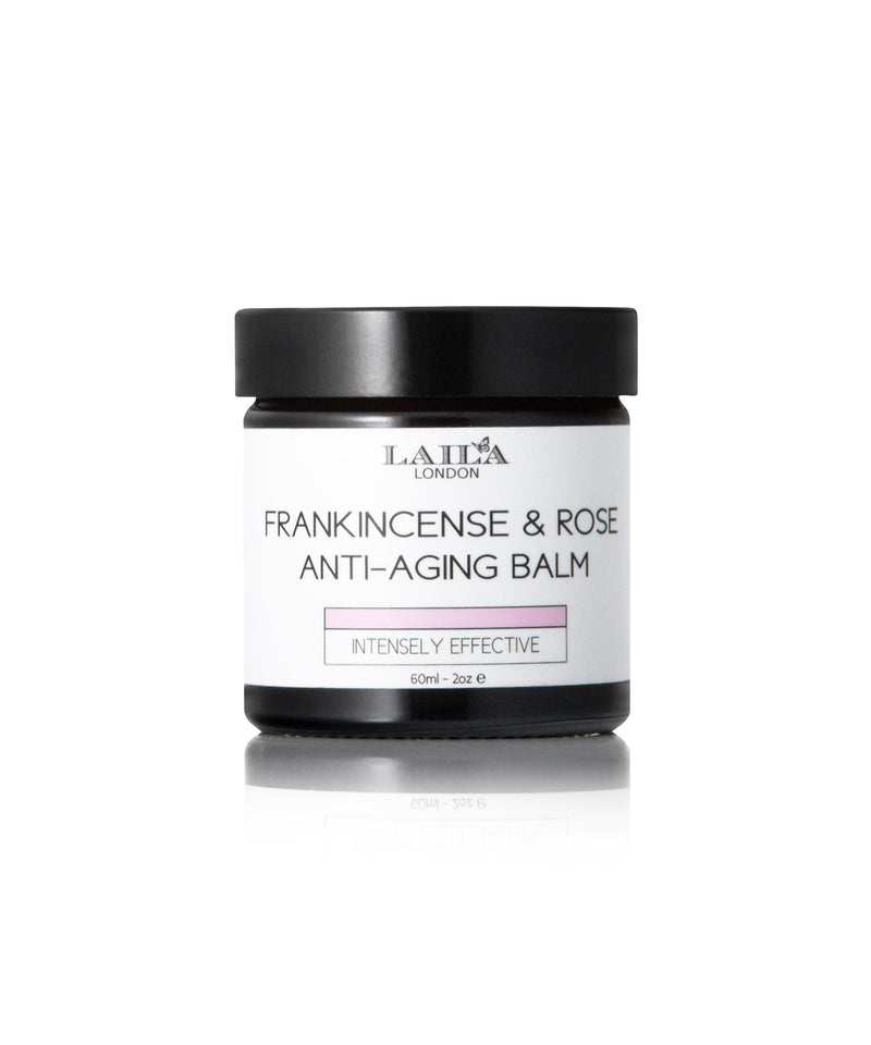 Frankincense and Rose Anti-Aging Balm