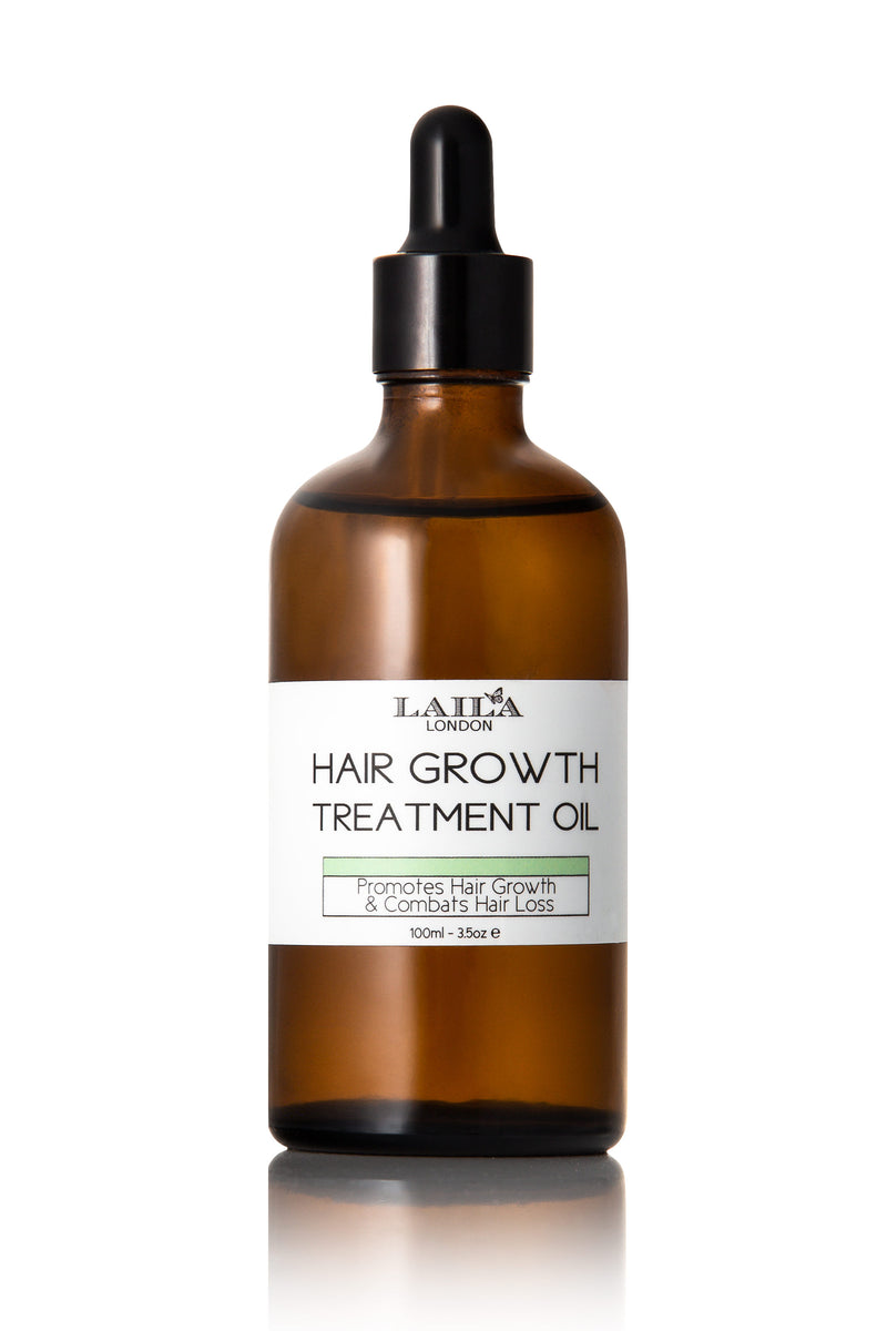 Hair Growth Treatment Oil 100% Natural