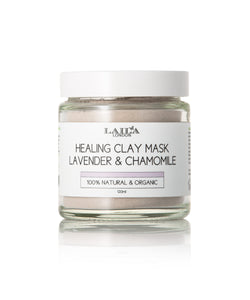 Healing Bentonite Aztec Indian Clay Facial Mud Mask
