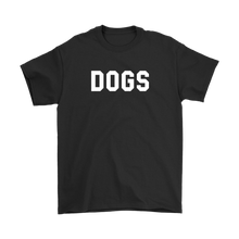 Load image into Gallery viewer, Dogs University Tee (Mens & Unisex)
