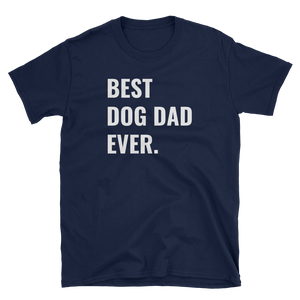 Best Dog Dad Tee