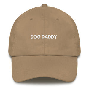 Dog Daddy Dad Hat
