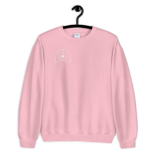 Pink Me Pocket Sweatshirt (Unisex)