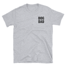 Load image into Gallery viewer, Dog Dad Pocket Tee