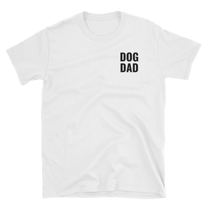 Dog Dad Pocket Tee