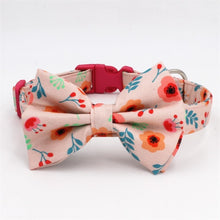 Load image into Gallery viewer, Metro Bloomin Bow Collars