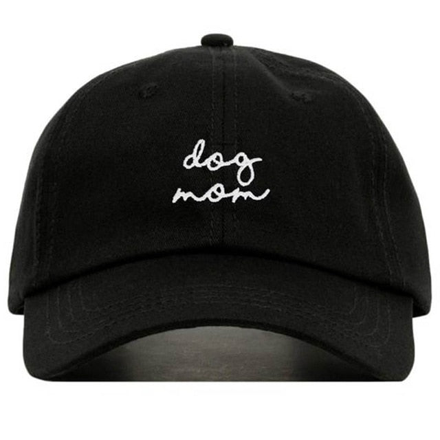 Dog Mom Dad Hat