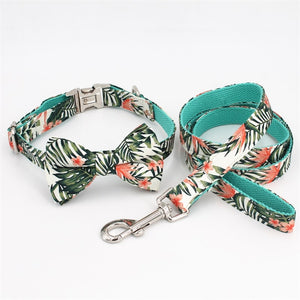 Maui Vibez Collar & Leash Set